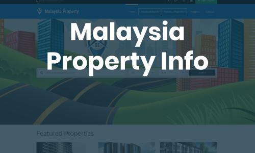 MALAYSIA PROPERTY INFO